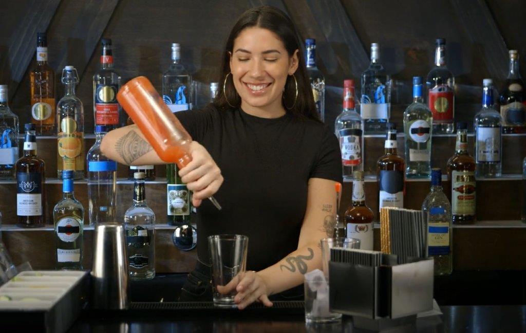 Image of Bar Setting Representing Restaurant Bar Refrigeration Remodel Project