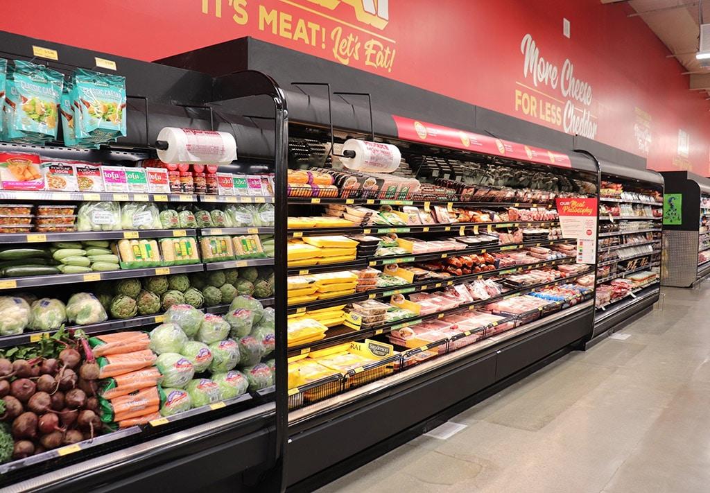 Image of Supermarket Cold Racks