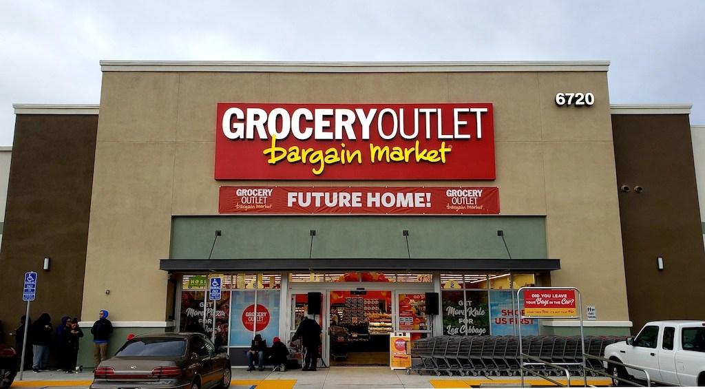 Grocery Outlet, Sacramento, CA