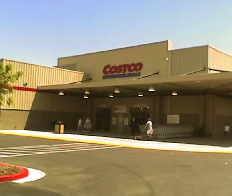 Costco, Antioch, CA